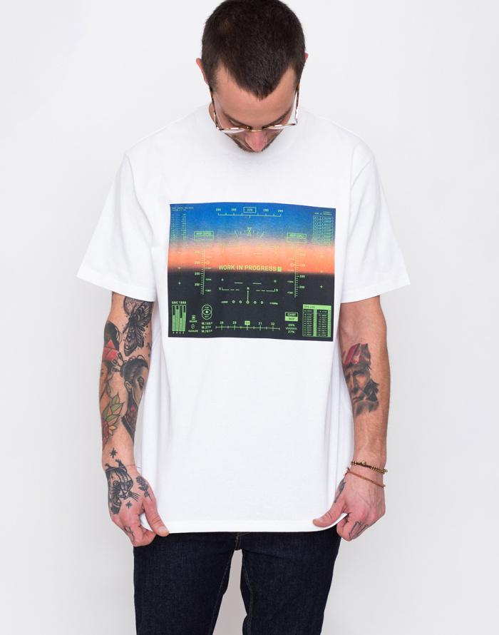 Triko - Carhartt WIP - HUD T-Shirt