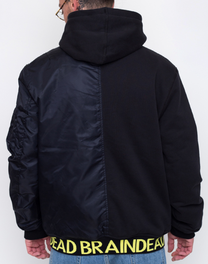 Bomber - Converse - X Brain Dead Hooded Bomber