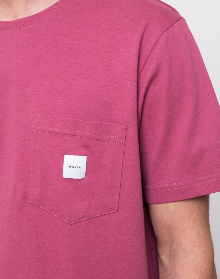 Triko - Makia - Square Pocket T-shirt