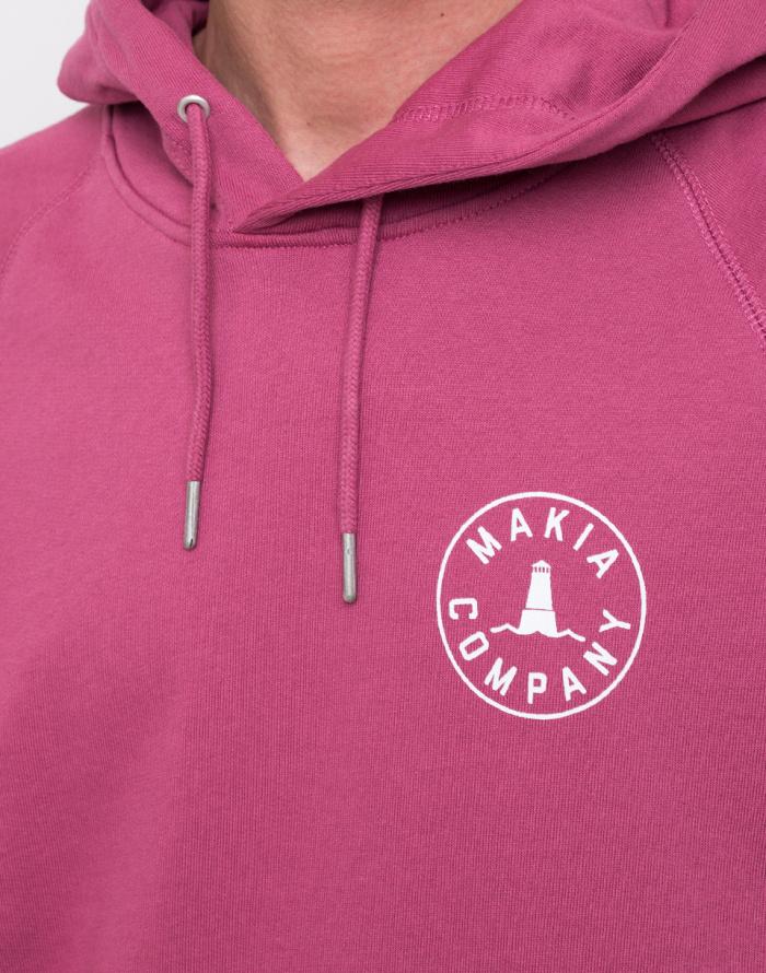 Mikina - Makia - Astern Hooded Sweatshirt