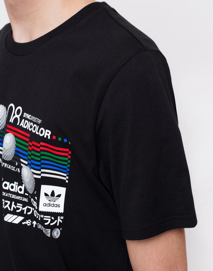 Triko - adidas Originals - Colfax Tee