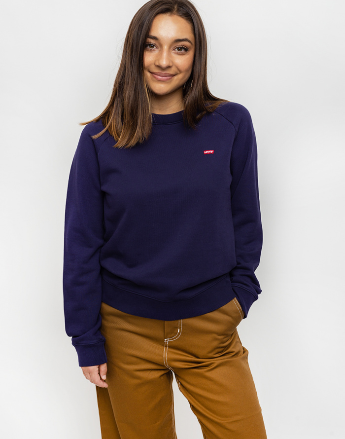 Mikina Levi's® Relaxed Graphic Crew