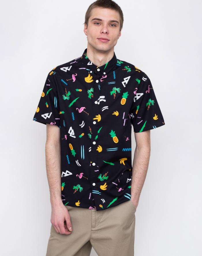 Košile - RVLT - 3703 Short sleeve shirt