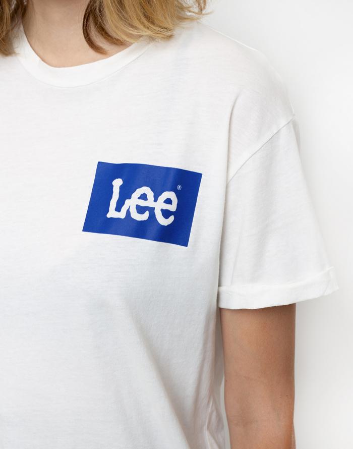 Triko Lee Logo T
