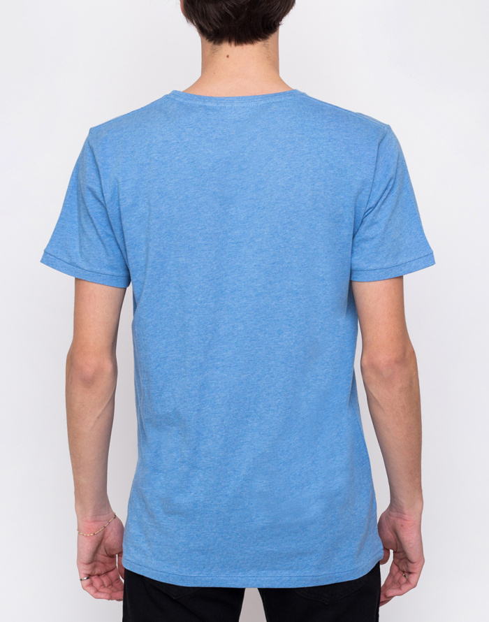 Triko - Knowledge Cotton - Basic Regular Fit O-Neck Tee