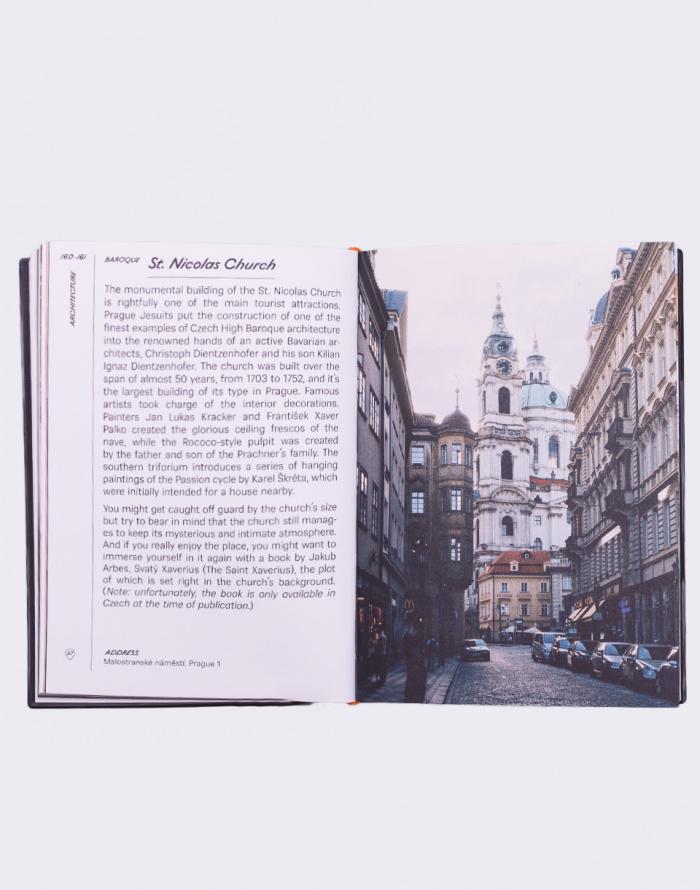Kniha - Kurátor - Kurátor, the Prague Art Guide