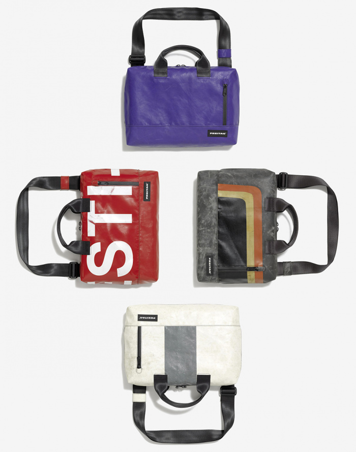 Messenger bag - Freitag - F301 Moss