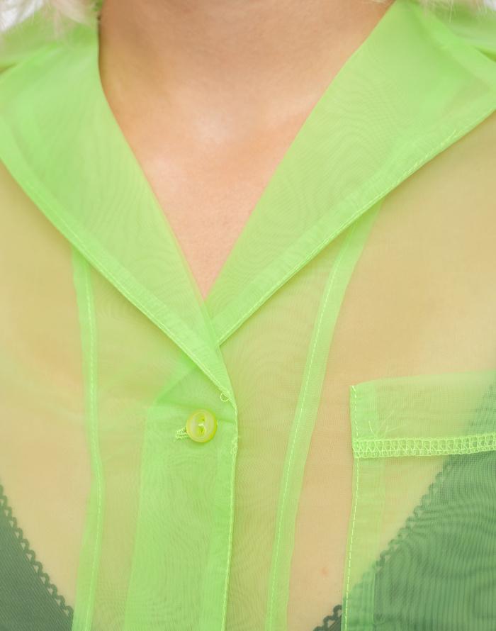 Košile The Ragged Priest Tropics Shirt