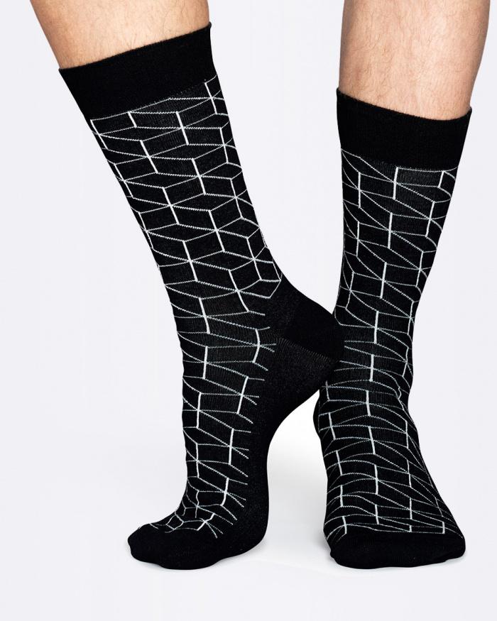 Ponožky - Happy Socks - Optic Sock