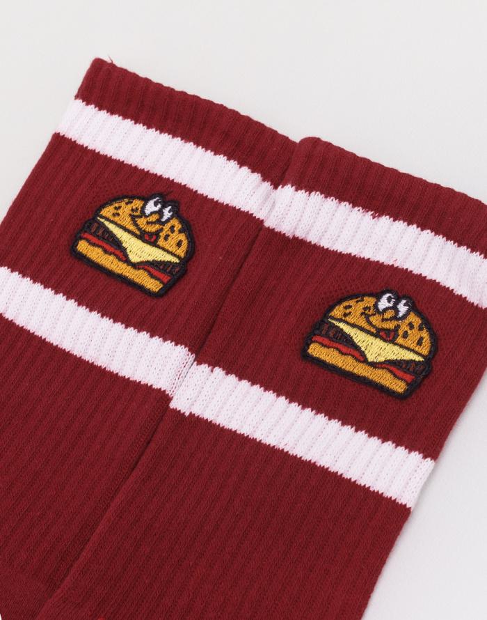 Ponožky - Lazy Oaf - Burger
