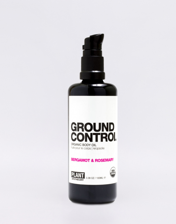 Kosmetika Plant Apothecary Ground Control Body Oil 100 ml