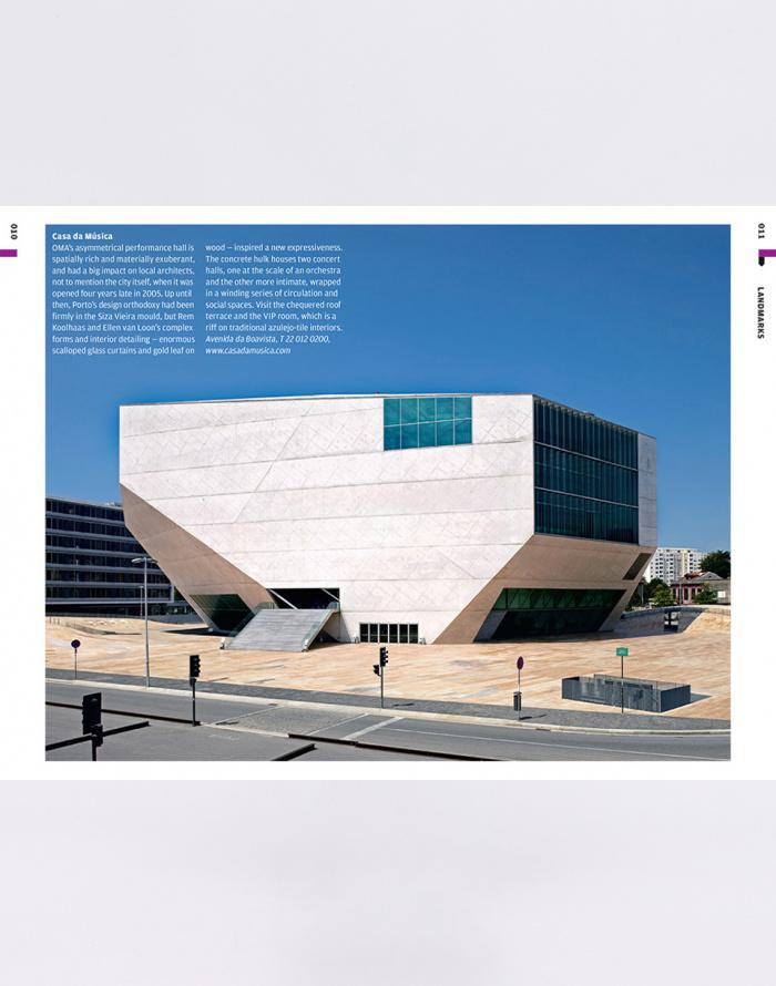 Kniha Phaidon WCG Porto