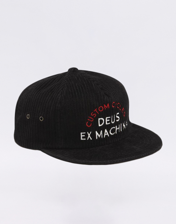 Kšiltovka Deus Ex Machina Allen Cord Cap