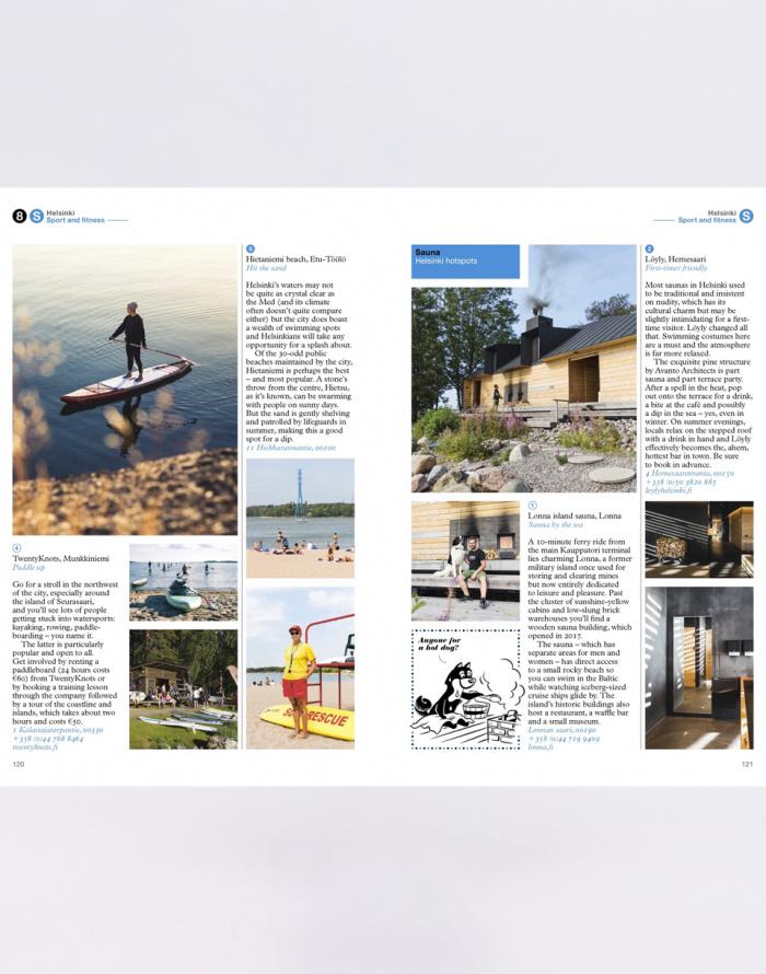 Kniha Gestalten Helsinki: The Monocle Travel Guide Series