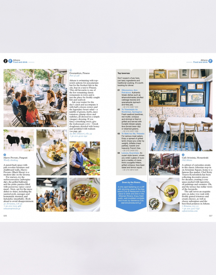 Kniha Gestalten Athens: The Monocle Travel Guide Series