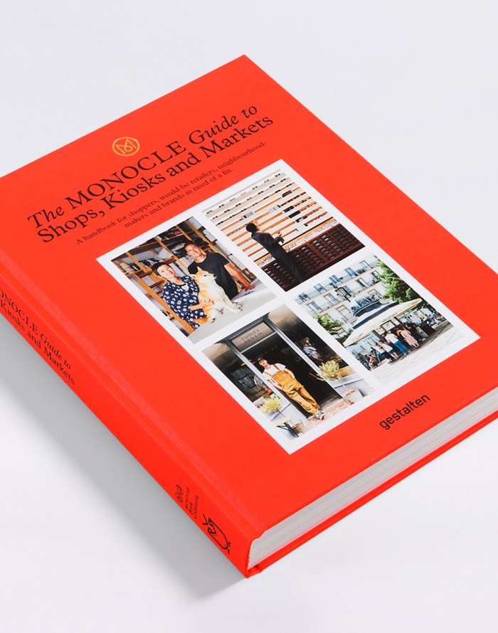 Kniha Gestalten Monocle Guide to Shops, Kiosks and Markets