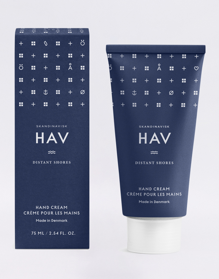 Kosmetika Skandinavisk Hav 75 ml Hand Cream