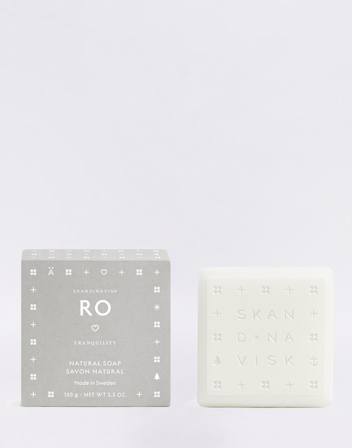 Kosmetika Skandinavisk RO 100 g Bar Soap