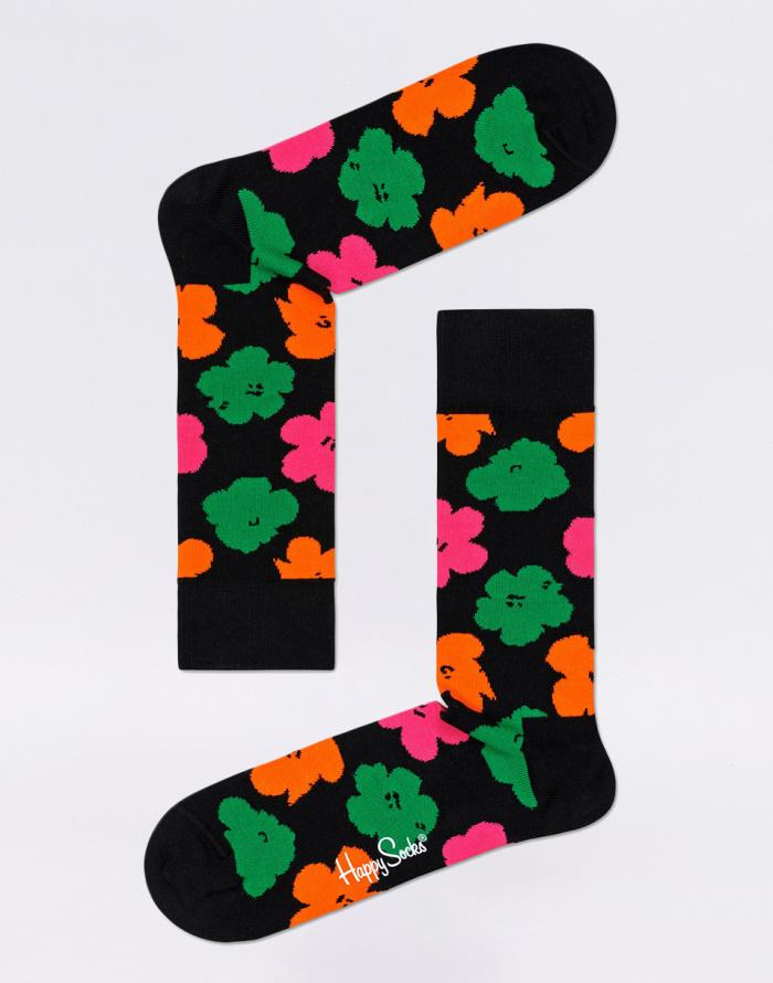 Ponožky Happy Socks Andy Warhol Flower