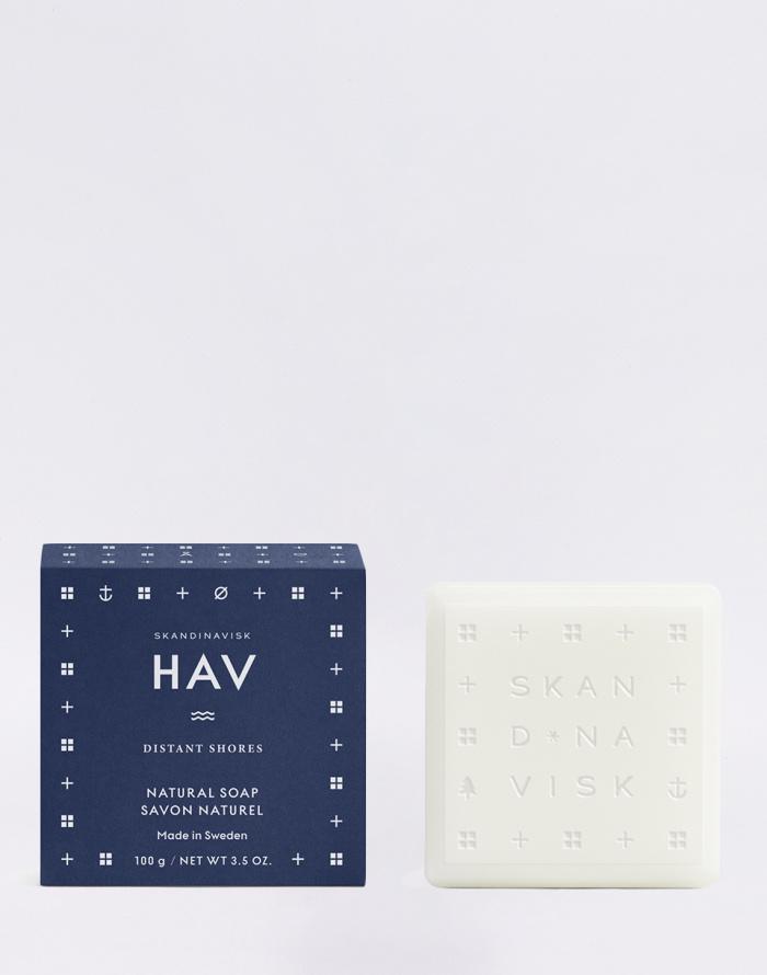 Kosmetika Skandinavisk Hav 100 g Bar Soap