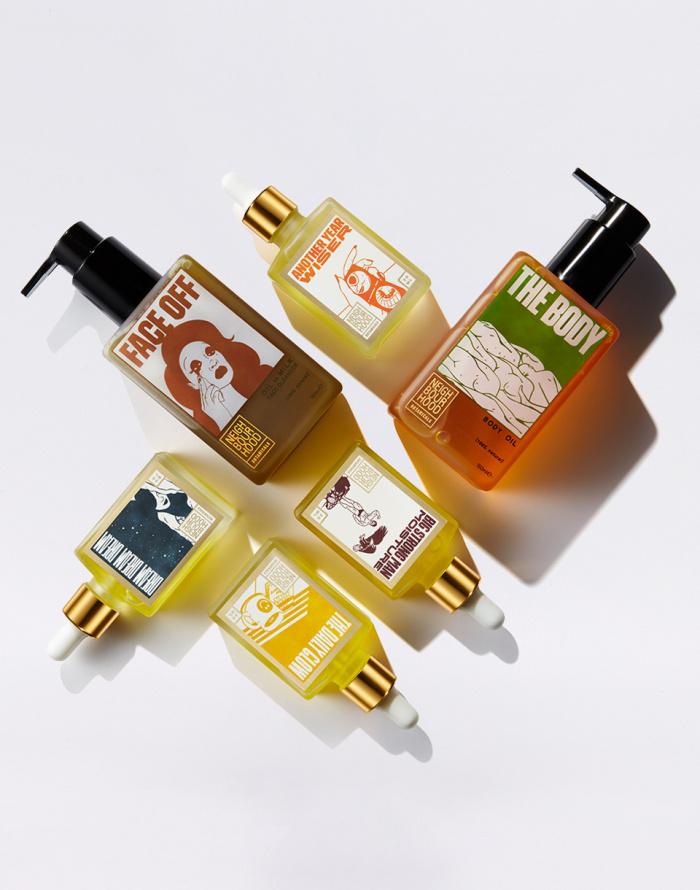 Kosmetika Neighbourhood Botanicals Dream Dream Dream Night Oil