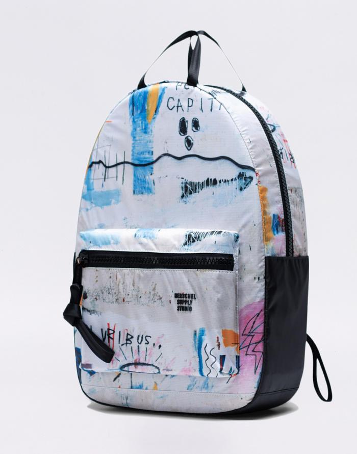 Batoh - Herschel Supply - Basquiat Backpack Studio