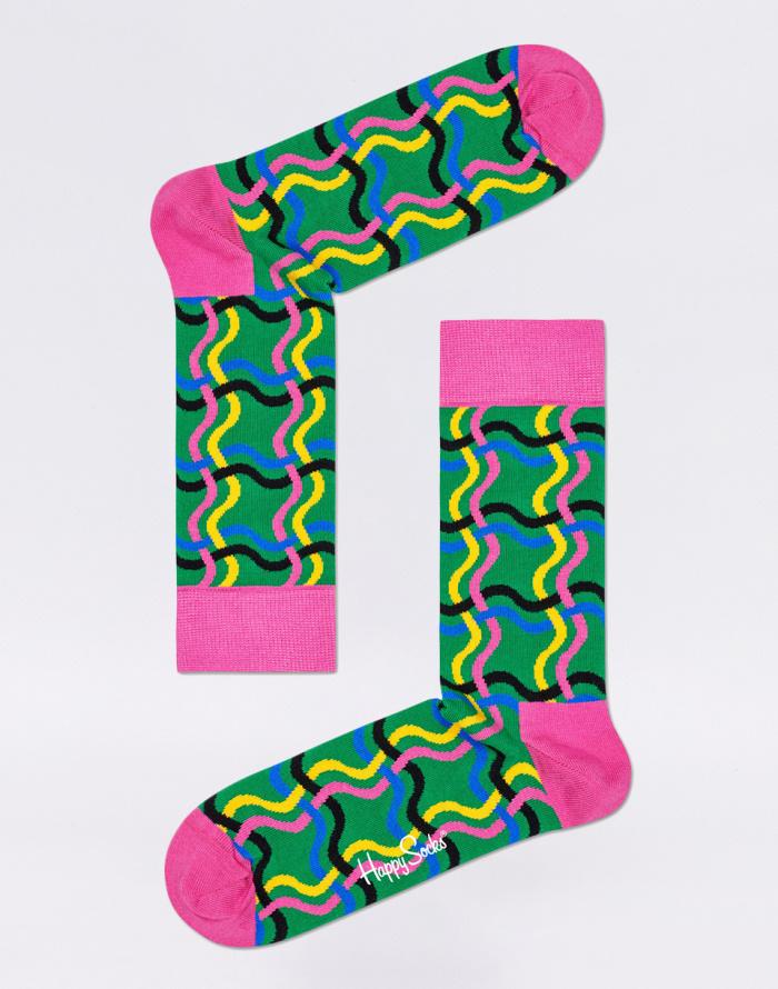 Ponožky Happy Socks Squiggly
