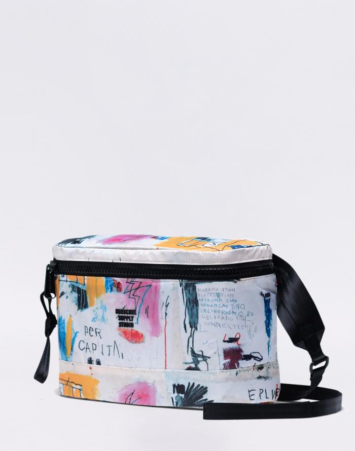 Ledvinka - Herschel Supply - Basquiat Hip Pack Studio