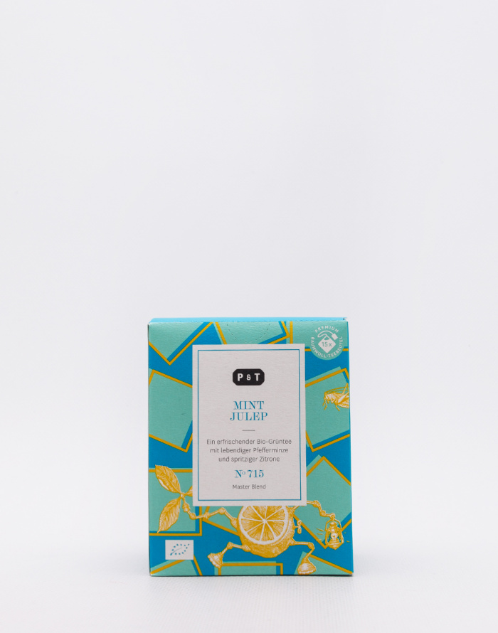 Čaj P&T Mint Julep No. 715