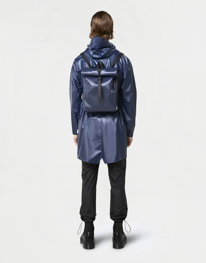 Městský batoh Rains Rolltop Mini