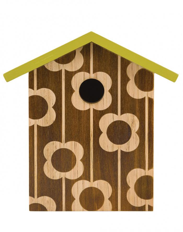 Dárek - W & W - Bird House - Engraced Flower