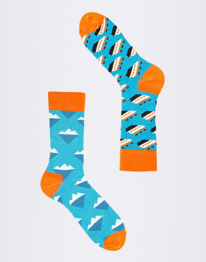 Ponožky - Sammy Icon - Glaciar