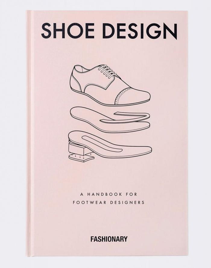 Kniha - Fashionary - Shoe Design