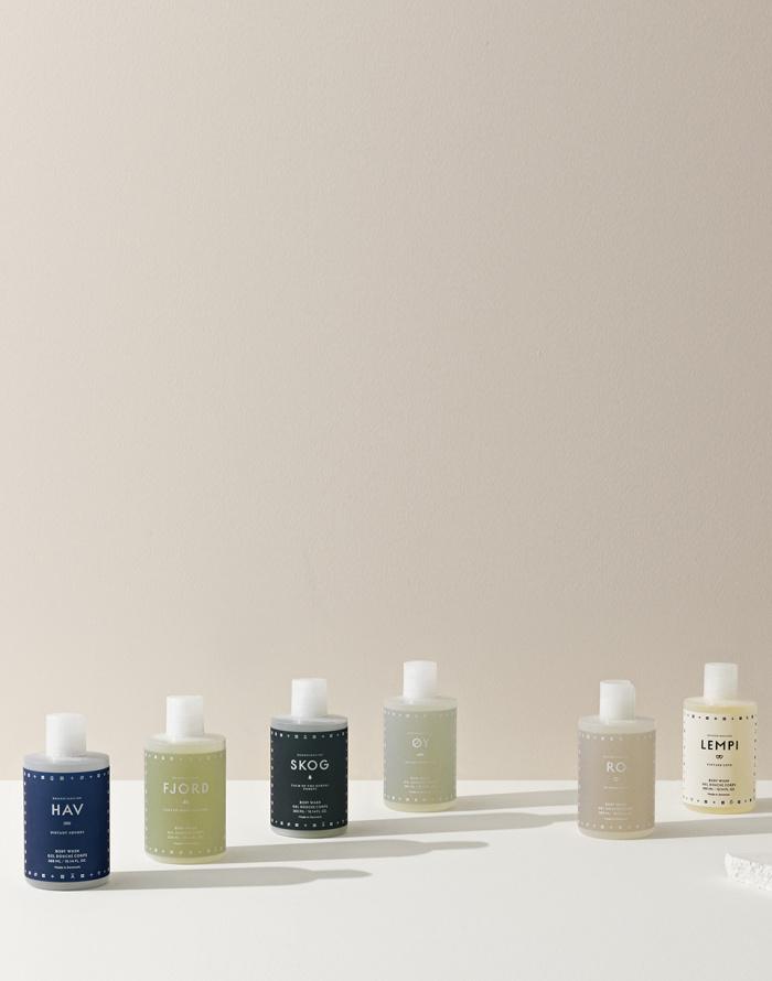 Kosmetika Skandinavisk Hav 300 ml Body Wash