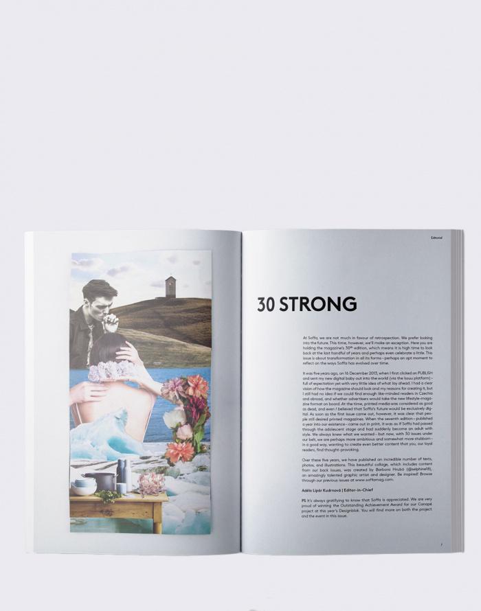 Kniha - Soffa Magazine - Proměny ENG