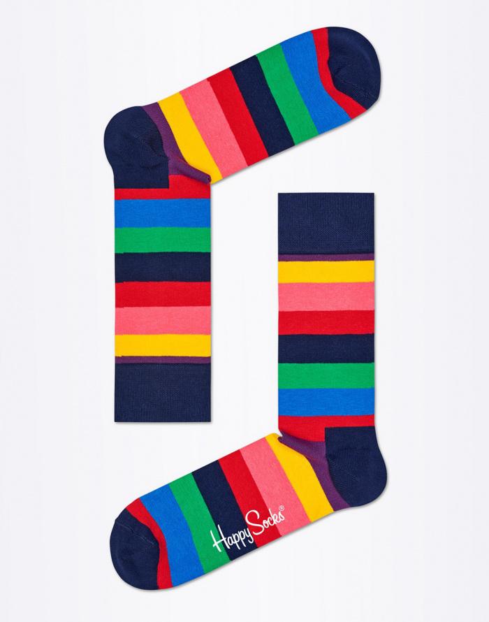 Ponožky - Happy Socks - Stripe