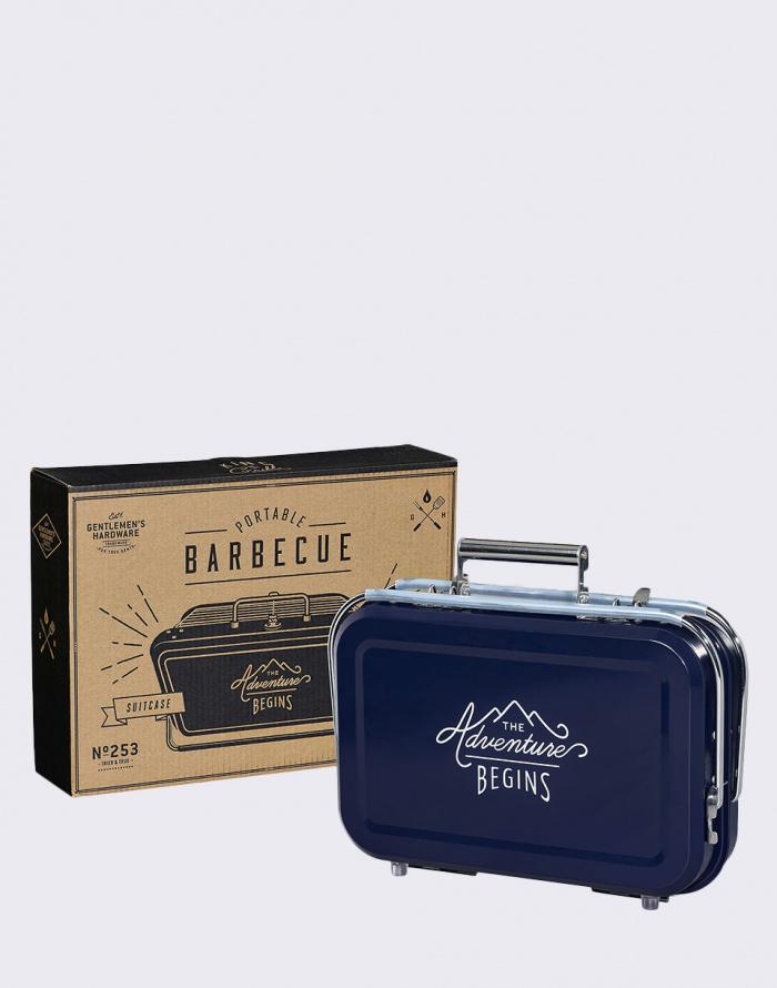 Cestovní gadget - W & W - Portable BBQ