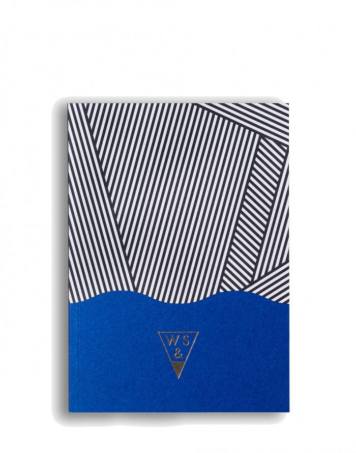Write Sketch & - A5 Stripes