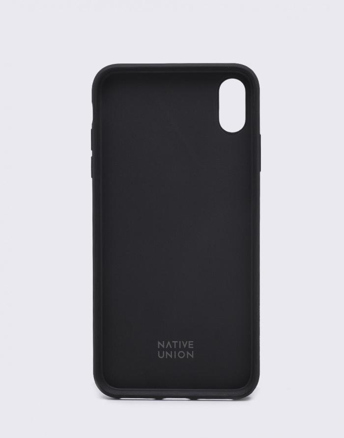 Obal na telefon Native Union Clic Canvas iPhone XS Max