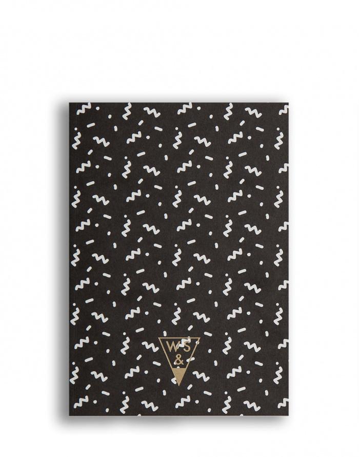 WRITE SKETCH & - Confetti