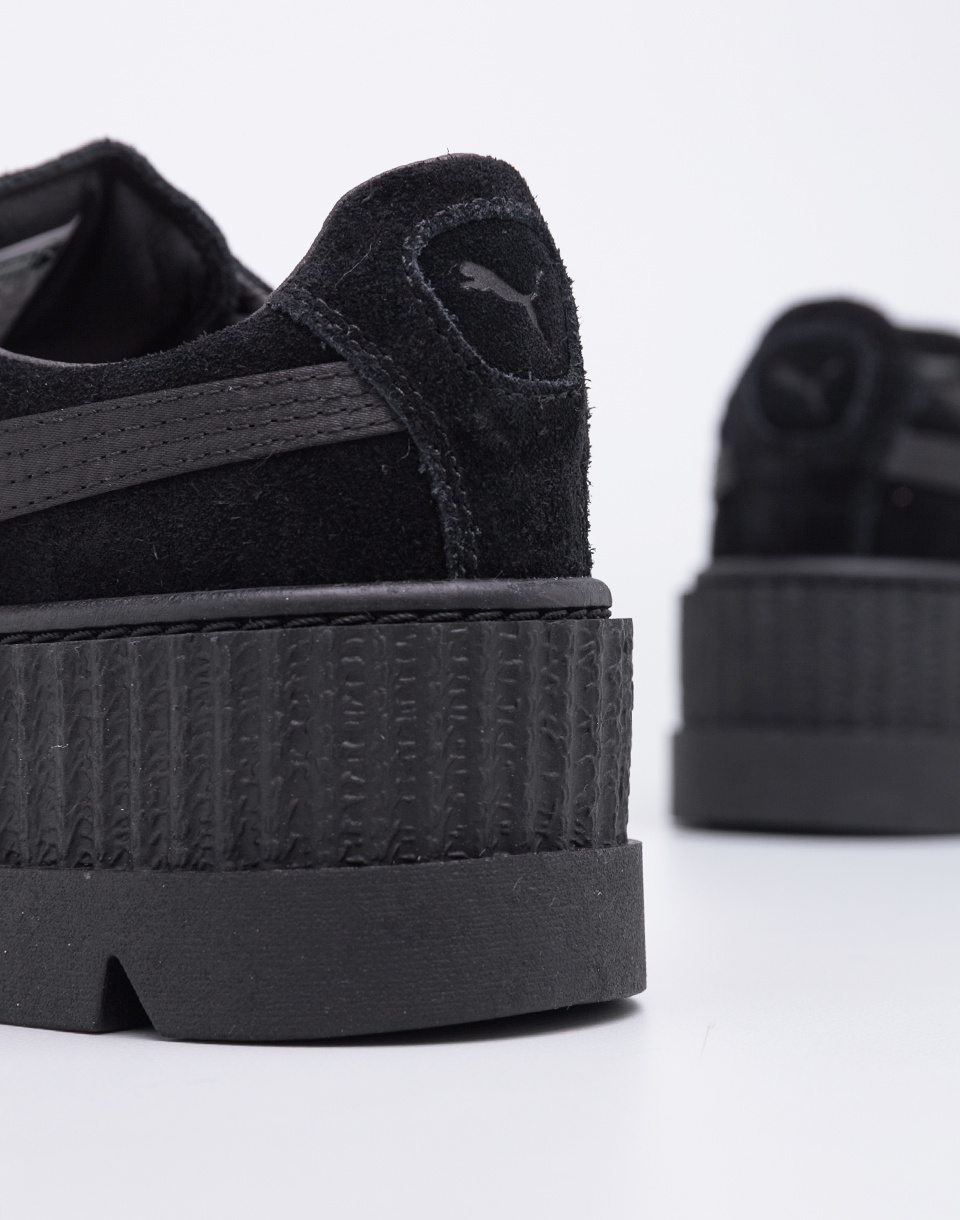 online retailer 65485 8d6a0 Sneakers - Puma - Fenty Cleated Creeper Suede