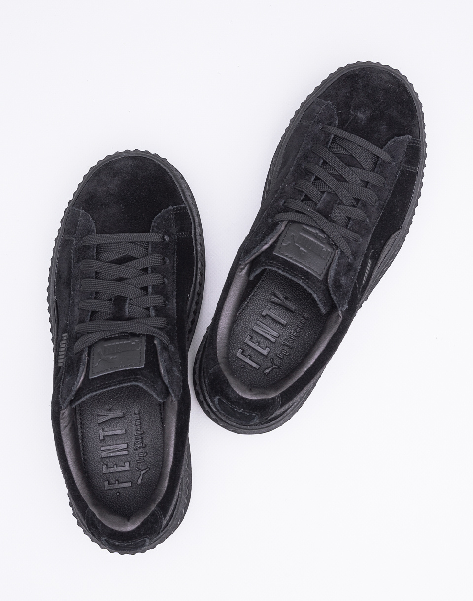 online retailer c75c3 2983e Sneakers - Puma - Fenty Cleated Creeper Suede