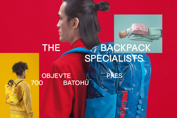 Backpack specialistS